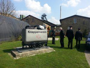 Tagung der Berg-u. Knappenvereine Münsterland in Ibbenbüren April 2016