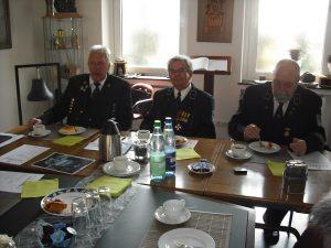 Treffen der Ringgemeinschaft der Berg- u. Knappenvereine Münsterland in Ibbenbüren, April 2016
