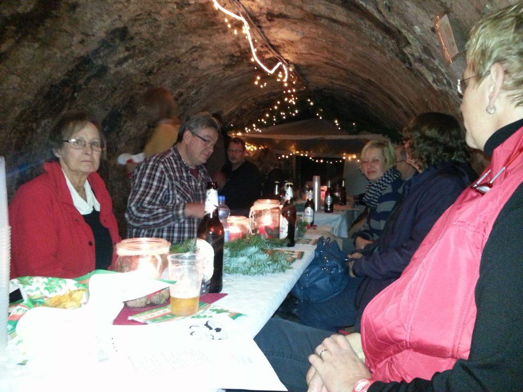Bergmannsglück-Datteln Weihnachtsfeier