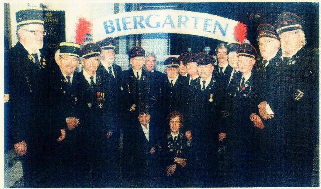 Ringgemeinschaft der Berg- u. Knappenvereine in Datteln beim B. V. Bergmannsglück-Datteln