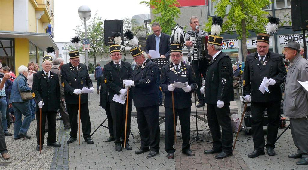 B. V. Bergmannsglück-Datteln Day of Song 2014