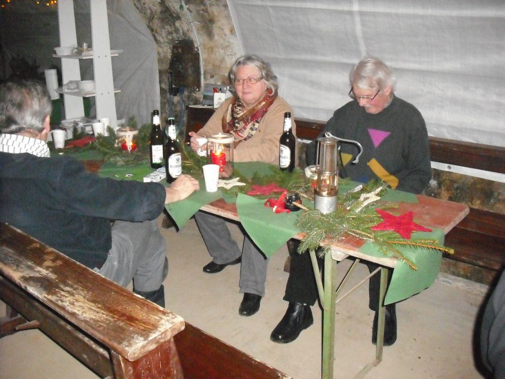 B. V. Bergmannsglück-Datteln Weihnachtsfeier 2014