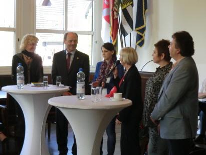 B. V. Bergmannsglück- Datteln Maifeier im Waltroper Rathaus