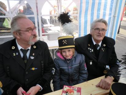 Bergmannsglück-Datteln, Ehrenamtstag 2013