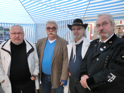 Bergmannsglück-Datteln Ehrenamtstag 2013