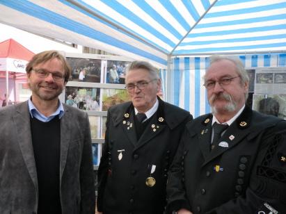 Bergmannsglück-Datteln Michael Groß Bundestagsabgeodneter Ehreamtstag 2013