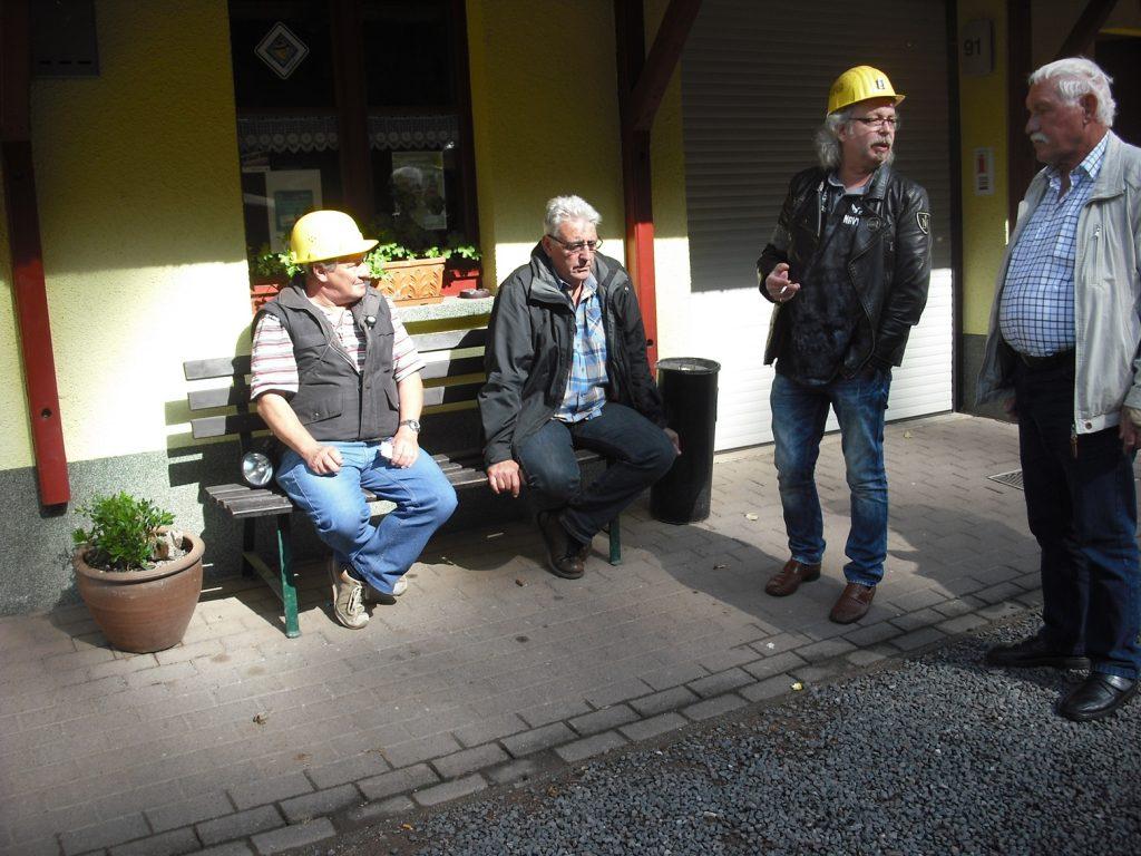 Bergmannsglück-Datteln in Thüringen