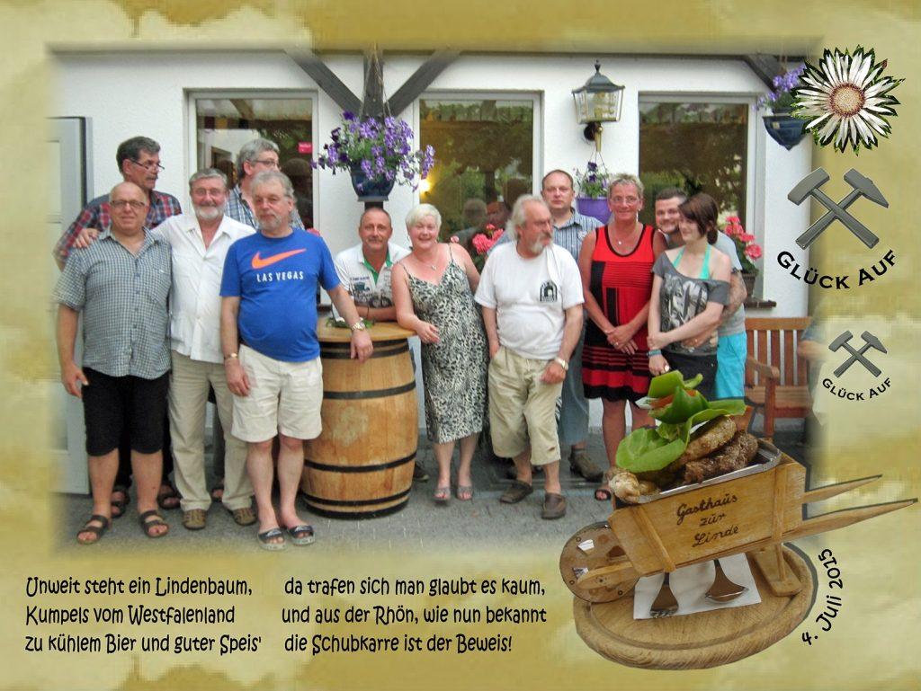 Bergmannsglück-Datteln Schenklengsfeld