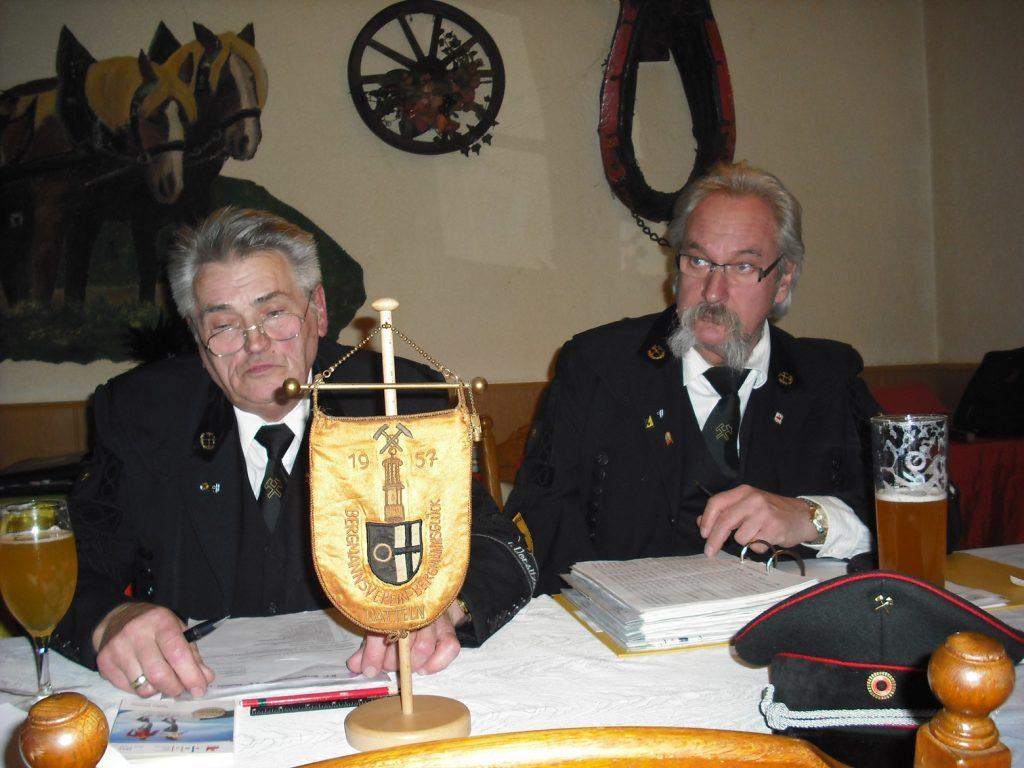 bergmannsglück-Datteln JHV