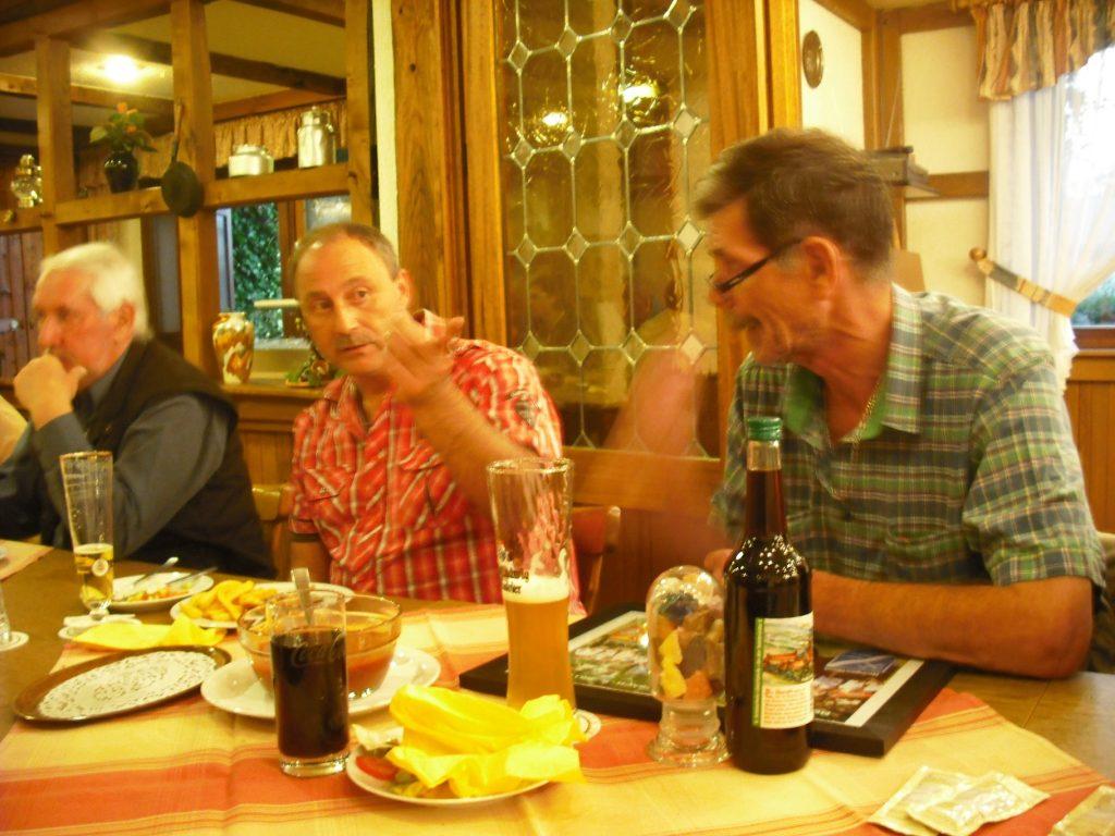 glück Auf Unterbreizbach in Datteln