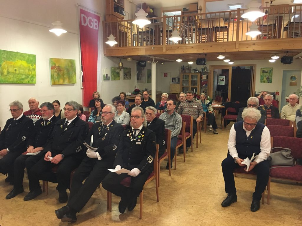 Bergmannsglück-Datteln Barbarafeier