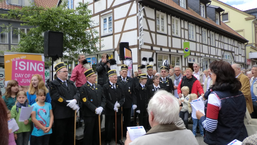 Bergmannsglück-Datteln 2012 Day of Song