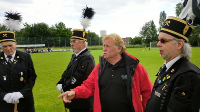 Bergmannsglück-Datteln Uwe Seeler