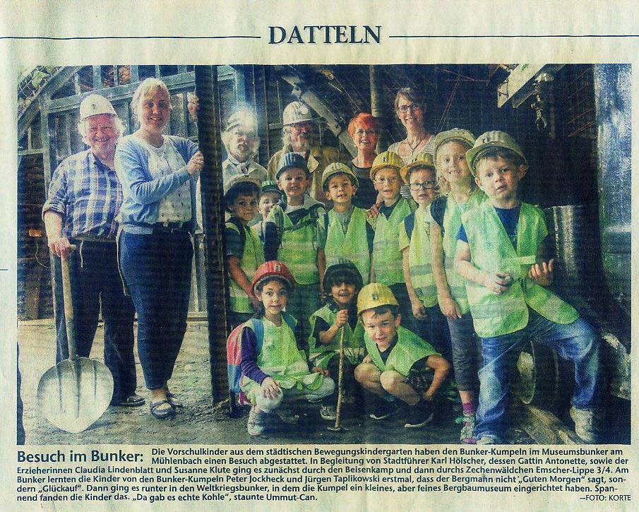Bergmannsglück-Datten Kindergarten