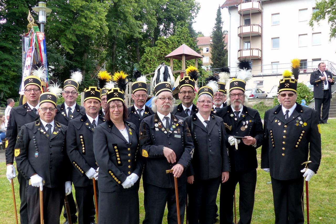 Bergmannsglück-Datteln in Unterbreizbach
